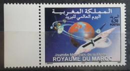 Morocco Maroc 2003 MNH Stamp - International Post Day - Morocco (1956-...)
