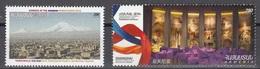 2010 - ARMENIA - EXPO SHANGAI. MNH
