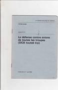 Armée Suisse - Règlement Défense Contre Avion DCA - Non Classés