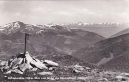 Turracherhöhe - Blick Vom Gipfel Des Schoberriegel (1604) * 13. 8. 1958 - Österreich