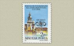 Hungary 1984. Krakkow Stamp MNH (**) Michel: 3680 / 0.50 EUR - Ungarn