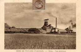 CPA - MULHOUSE (68) - Aspect De L'Usine De La Mine De Potasse D'Alsace Dans Les Années 30/40 - Mulhouse