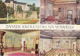 Polen/Polska/Pologne - Krakau -  Kleur/color - Gebruikt/gebraucht/used - Zie Scan - Polen