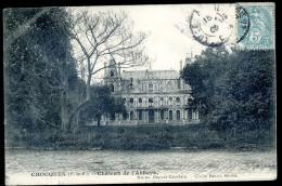 Cpa Du 62  Chocques - Château De L' Abbaye    JIP27 - France