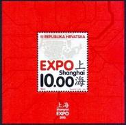 2010 - CROAZIA / CROATIA - EXPO SHANGAI. MNH