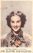 THREE GOLDEN GIRLS-DEANNA DURBIN 1938 - Posters On Cards