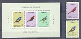 ECUADOR  Michel #   1619 - 25  **