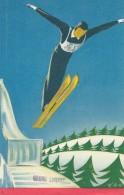 Finnland: 1938: Ansichtskarte Skispringer /Langlauf - Sin Clasificación