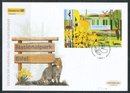 GERMANY Mi. Nr. Block 74 Deutsche National- Und Naturparks - Nationalpark Eifel - FDC - [7] Federal Republic
