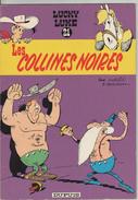Lucky Luke Les Collines Noires - Lucky Luke