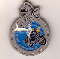 Pin´s Gendarmerie Brigade Motorisée De Carpentras - Polizei