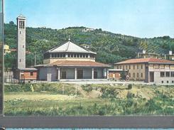 MONTECATINI,CHIESA S,FRANCESCO D'ASSISI,PANORAMA,VIAGGIATA,1984-FG-G224-M - Pistoia