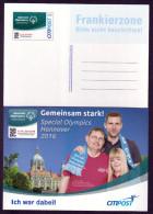 Deutschland CitiPost GS 'Special Olympics Deutschland' / Germany P.c. 'Special Olympics Germany' **/MNH 2016