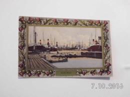 Methil. - Docks. (2 - 12 - 1909) - Fife