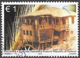 Kosovo - Moulin à Eau - Y&T N° 92 - Oblitéré - Kosovo