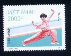 Vietnam Viet Nam MNH Perf Stamp 1998 : Martial Art /  Wushu (Ms781) - Vietnam