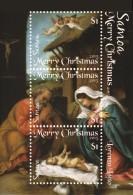 SAMOA - 2015 - Noël 2015, La Nativité, Peintures De Lorenzo Lotto  - BF Neufs // Mnh - Samoa