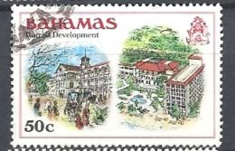 BAHAMAS     -  1980 History Of The Bahamas TOURIST DEVELOPMENT   USED - Bahamas (1973-...)