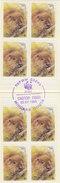 BELARUS 1995 WWF Booklet With Beaver (purple Cancellation) - W.W.F.