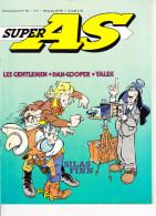 SUPER AS N° 56 Silas Finn Dan Cooper Les Gentlemen Dorothée Répond à Ses Amis ... - Super As