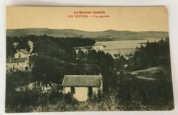LES SETTONS Vue Générale VIERGE - Montsauche Les Settons