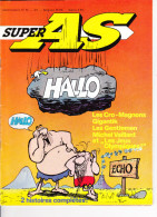 SUPER AS N° 59 Michel Vaillant Les Gentlemen Les Jeux Olympiques Dorothée Répond à Ses Amis ... - Super As