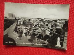 Roma Scorcio Sull' Eur 1964 D. Belvedere + Timbro Targhetta - Non Classificati