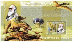 Congo Charles DARWIN Dinosaurs Minerals Mineraux