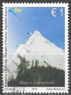 Kosovo - Montagnes - Y&T N° 136  - Oblitéré - Kosovo
