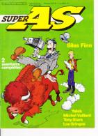 SUPER AS N° 62 Michel Vaillant Tony Stark Silas Finn Los Gringos Yalek... - Super As