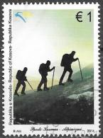 Kosovo - Escalade - Y&T N° 153 - Oblitéré - Kosovo