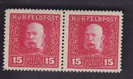 Autriche-Hongrie. François-Jooseph 30 Paire Sans Gomme - 1850-1918 Imperium