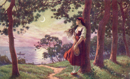 00 - MIGNON N° 6 - E. MEIER. Pinxit. - 1920 - Opéra