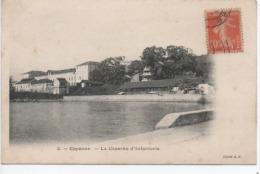 CPA ( Cayenne - La Caserne D'Infanterie ) - Cayenne
