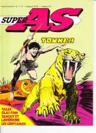 SUPER AS N° 43 Tanguy Et Laverdure Yalek Tounga Les Gentlemen Dorothée Répond ... - Super As