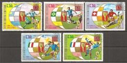 Äquatorial-Guinea (25/15) Fussball München 1974 - Coppa Del Mondo