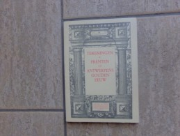 Tekeningen & Prenten Uit Antwerpens Gouden Eeuw, 148 Blz.,  1980 - Books, Magazines, Comics