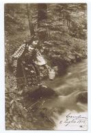 ROMANIA - COSTUME - EDIT AD. MAIER & D. STERN BUCURESTI PASAGIUL VILLACRES. 1912 - Romania