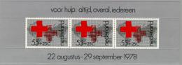 1978 Blokje Rode Kruis,  Red Cross NVPH 1164 Postfris/MNH - Blokken