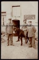 TOP - 54 - BRUVILLE - SOLDATS ALLEMANDS DEVANT UNE MAISON DU VILLAGE EN 1915  GUERRE 14 18 - Other Municipalities