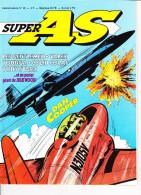 SUPER AS N° 45 Yalek Tounga Les Gentlemen Colin Colas Dan Cooper Tony Stark Dorothée Répond ... - Super As