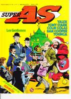 SUPER AS N° 46 Yalek Tounga Les Gentlemen Colin Colas Dan Cooper Dorothée Répond ... - Super As