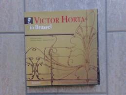 Victor Horta In Brussel Door Françoise  Aubry, 143 Blz.,  1996 - Books, Magazines, Comics