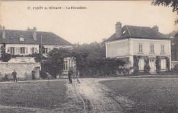 SENART : Forêt De.... La Faisanderie - - Sénart