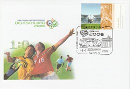 ALLEMAGNE 2006 - Coupe Monde Football - Berlin 9 Juillet, Finale