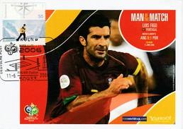 ALLEMAGNE 2006 - Coupe Monde Football - KOLN 11 Juin LUIS FIGO