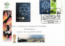 ALLEMAGNE 2006 - Coupe Monde Football - MUNCHEN 9 Juin Match D'ouverture ALLEMAGNE COSTA RICA