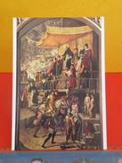 Thèmes > Arts > Peintures & Tableaux > Berruguete > Auto De Fe Presidido .... > Musée Del Prado - Non Circulé 1984 - Paintings