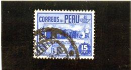 B - 1938 Peru - Museo Archeologico - Peru