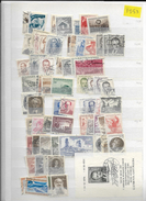 1953 USED Czechoslovakia Year Collection - Used Stamps